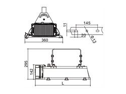 トンネルライト(DLSD036)