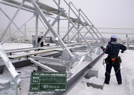 太陽光架台設置