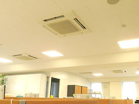 LED照明・省エネ・空調